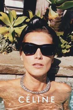 HAPPY SUMMER! | DARIA WERBOWY FOR CÉLINE | Le Fashion | Bloglovin'