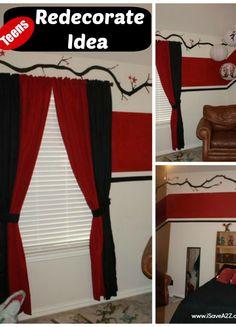 Teen Room Re-decorate!!!
