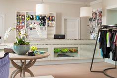 Brook Hollow Golf Club | Tennis Pro-Shop MM+A | Retail Design