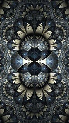 30 Mind Blowing Pieces of Algorithmic Fractal Art
