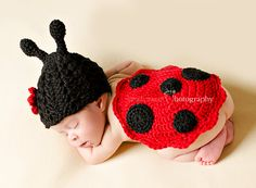 PATTERN Instant Download Ladybug
