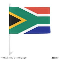 Zazzle's African car flags help you show support for your favorite sports team, political party, or other important cause!