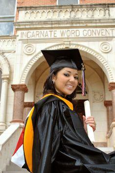 College graduation photography