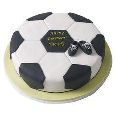 Αποτέλεσμα εικόνας για football cake