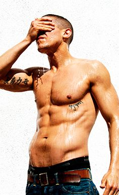 Theo Rossi; Actor & Humanitarian. Also happens to do BJJ