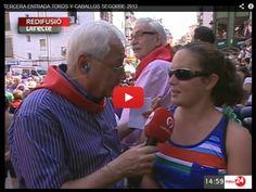 TERCERA ENTRADA TOROS Y CABALLOS DE SEGORBE 2013