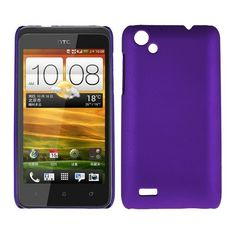 Hard Shell (Lilla) HTC One SC Deksel