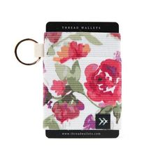 Thread Wallets created the ultimate credit card holder for men and women! Thread Wallets, Slim Wallet, Finding Yourself, Coin Purse, Boutique, Purses, Knitting, Cards, Card Holders
