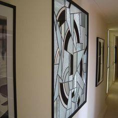 La Maison du Vitrail Andrieux Mirror, Furniture, Art, Home Decor, Stained Glass, House, Art Background, Decoration Home, Room Decor