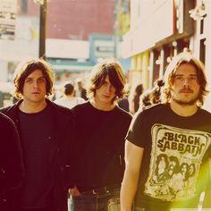 Arctic Monkeys Rock Band Street Photography #iPad #Air #wallpaper