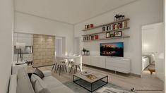 Ristrutturazione abitazione privata 2017/2018.  SMALL house renovation.  Studio di architettura Alessandra Caria. www.acarchitettura.wordpress.com