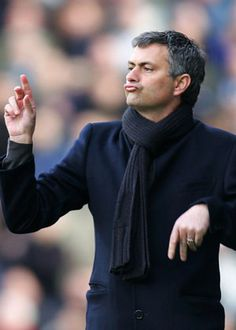 Coach Jose Mourinho leaves Chelsea-China Youth International