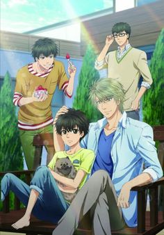 Super Lovers Whatsapp!!:D - Extra 2 #Natsuo - Wattpad