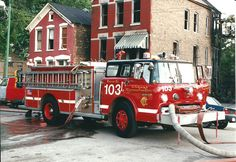 Chicago Fire Dept. Engine Co. 1