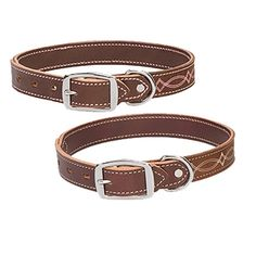 Weaver Leather Dog Collars