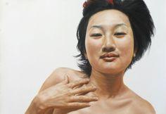 Portrait pastel sec - Portrait soft pastel - David Wells Artist - Elegance. Portraits Pastel, David Wells, Pastel Pencils, Art Oil, Deviantart, Elegant, Artist, Pastels, Classy