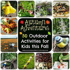 Sun Hats & Wellie Boots: 50 Outdoor Activities for Kids this Autumn