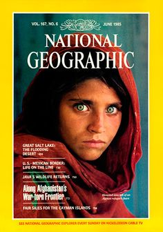 National Geographic- June 1985.