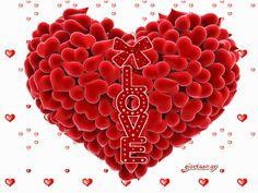 Κάρτες Αγάπης Κινούμενες Εικόνες  Love Cards Animated Images giortazo Heart Pictures, Heart Images, Gif Pictures, Heart Pics, You Dont Love Me, My Love, Valentine Day Love, Valentines, Optical Illusion Gif