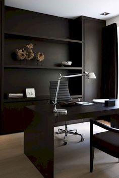 Adorable 75 Best Contemporary Home Office Design Ideas https://homstuff.com/2017/09/08/75-best-contemporary-home-office-design-ideas/