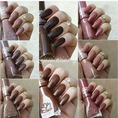 Ideas fails design holiday shape for 2019 Holiday Nail Colors, Holiday Nails, Perfect Nails, Gorgeous Nails, Hair And Nails, My Nails, Girls Nails, Manicure E Pedicure, Matte Nails