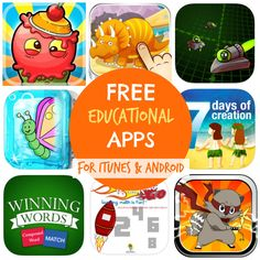 40+ Free Educational Apps!