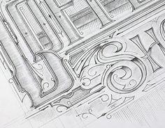 Coffee Shop | Sketch | Wip