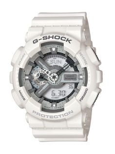 After tons of research this is the....ONE   Casio Men's GA110C-7ACR