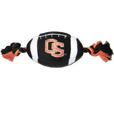 NCAA Plush Football Dog Toy NCAA Team Oregon State *** Continue to the product at the image link.