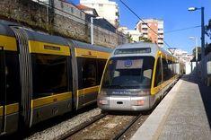 Portugal, Bonde, Light Rail, Tours, Deck, Trains, Vehicle, Porto, Futuristic Architecture