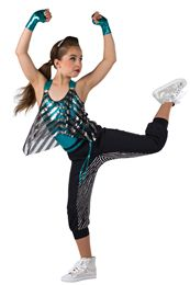 Hip Hop Costumes | Dansco - Dance Costumes and Recital Wear