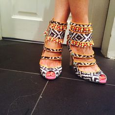 Sophia Webster Amma heels