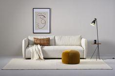 Kolo sohva - Kuusilinna Sofa, Couch, Beige, Furniture, Home Decor, Interiors, Settee, Settee, Decoration Home