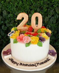 "Bespoke Cake - A special cake was made with love for a special person on a special day. (For Bespoke Cakes, choose your favorite flavor from one of our 16 types like ""Orange cake filled with Honey Cream, iced with Orange Swiss Meringue""). #thecakebar #TCBDubai #zomato #thecakebardubai  #bespoke #instagood #thecakebarfan #swag #love #fruits #foodporn #organic #cafedubai #mydubai #behappy #edibleartistry #everyflavortellsastory #baking #yummy #sweettooth #instalike #instadubai #dubaicakes…"