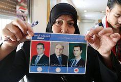 Siria:Comicios en plena guerra comienzan las elecciones parlamentarias e...