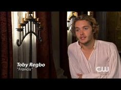 Interview Toby Regbo Reign - WCWF - News, Sports, Weather, Traffic