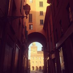 Buongiorno from Bologna! - Instagram by @Budget Traveller
