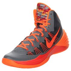 One of the best just got better. The #Nike Hyperdunk 2013 Men's Basketball Shoes are, in a word, earth-shattering. No doubt they will help you take your game to the next level. This is the very first shoe to bring Nike technology to basketball, and now you (and your game) get to reap all the benefits.keywordNIKE