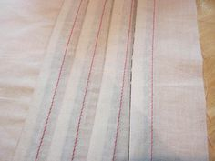 How To Make Wave Tucks | Sew4Home