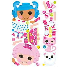 Lalaloopsy Giant Peel and Stick Wall Decal