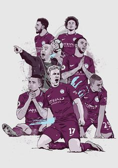 Season Annual – Gavin Parker Manchester City Wallpaper, Zen, Squad Photos, Messi Soccer, Rapper Art, Football Boys, Football Pictures, City Illustration, Art Logo