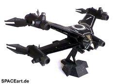 Babylon 5: Starfury MK1, Modell-Bausatz ... https://spaceart.de/produkte/b5013.php