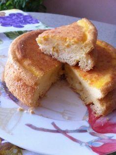 Воздушный кекс диета Дюкан без творога