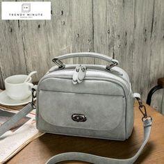 """Tisha"" Leather Handbag"