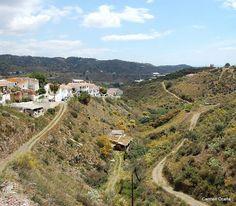 Málaga Pueblo a Pueblo: MACHARAVIAYA