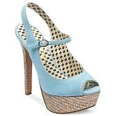 Jessica Simpson Shoes, Eddy Platform Pumps