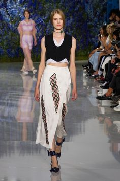 Pin for Later: 42 Spring '16 Runway Looks We Want to See on the Red Carpet Dior This fresh look is a little bit '90s, is a lot of fun, and totally screams J Law's name. Perhaps she'll give it a go when award season rolls around?