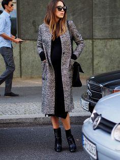 #tweed #coats #zara #knit #dress #midi #boots #hugoboss #woodbootie #business #office #chic #classics #ootd #autumn #fall #newseason #fashionblogger #helloshopping #berlin #vogue #instyle #elle #madame #whowhatwear