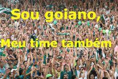 Goiano de verdade torce para clube goiano. Goiás Esporte Clube... Verdão...