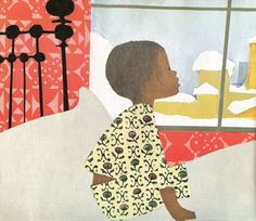 _The Snowy Day_, Ezra Jack Keats. My PreK students love this book.